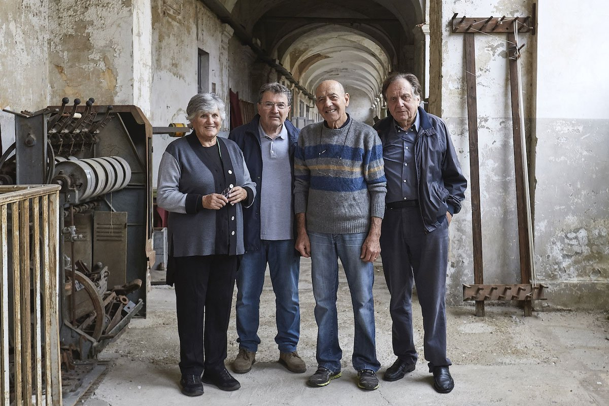 Au Revoir: gli artigiani