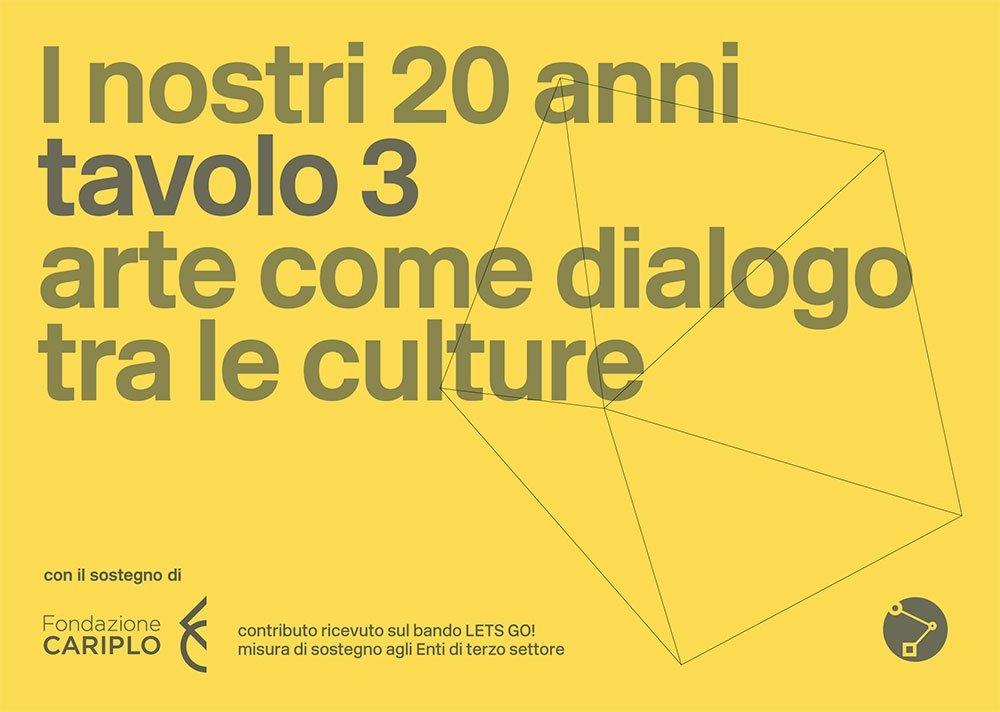 Arte come dialogo tra le culture
